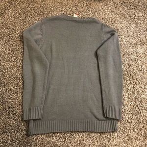 Sweaters - Grey Crewneck Sweater